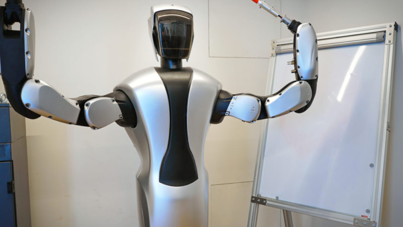 What if Your Favorite Teacher was a Robot? Giving Compass