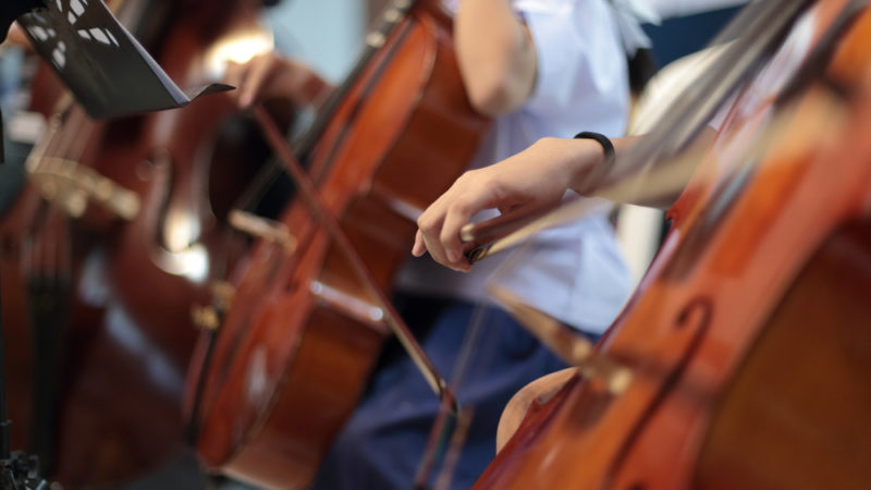 Music-Making Technology Unites Diverse High-School Learners Giving Compass