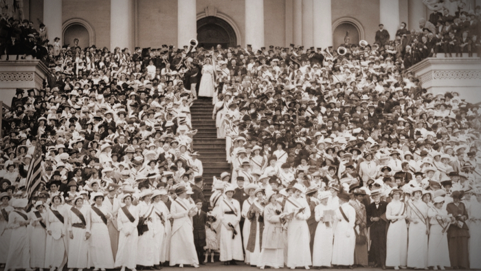 How Women's Suffrage Improved Education for a Whole Generation of Children Giving Compass