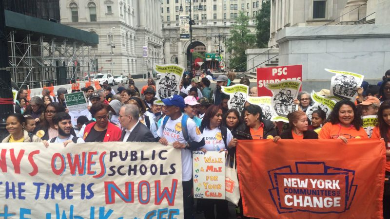 Study Suggests New York Schools Should Spend More on Students Giving Compass
