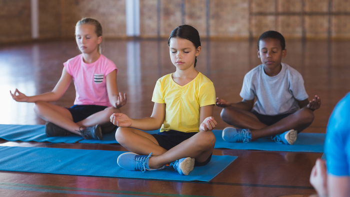 Meditation at Schools Can Benefit Both Learning and Behavior