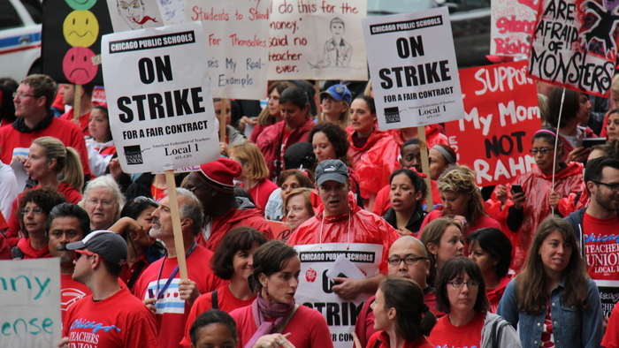 Whats Behind the Teacher Strikes