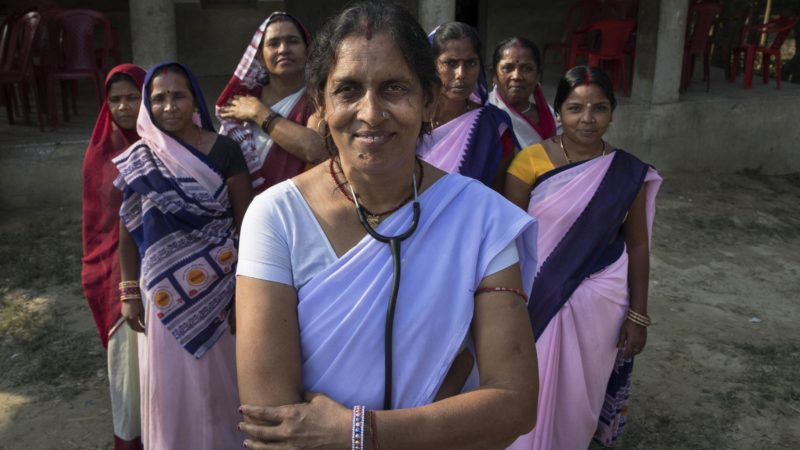 Frontline Health Workers in India Explained Giving Compass
