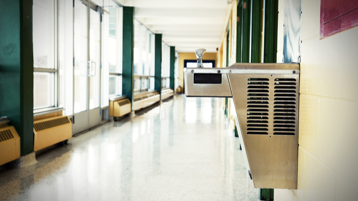 Detroit School District Plans to Install Water Filtration