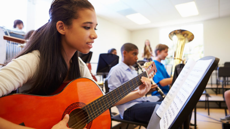 The Payoff of Music Education Giving Compass