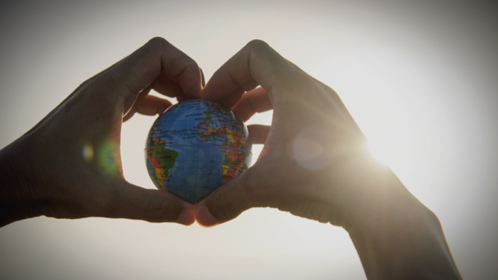 Use Your Business to Tackle Climate Change Through Inclusion Giving Compass