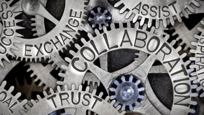 The Power of Collaboration Giving Compass