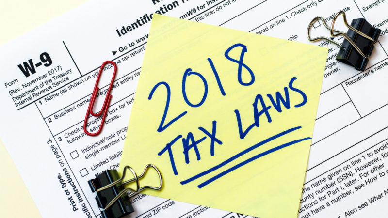 Charity Under The New Tax Law Giving Compass