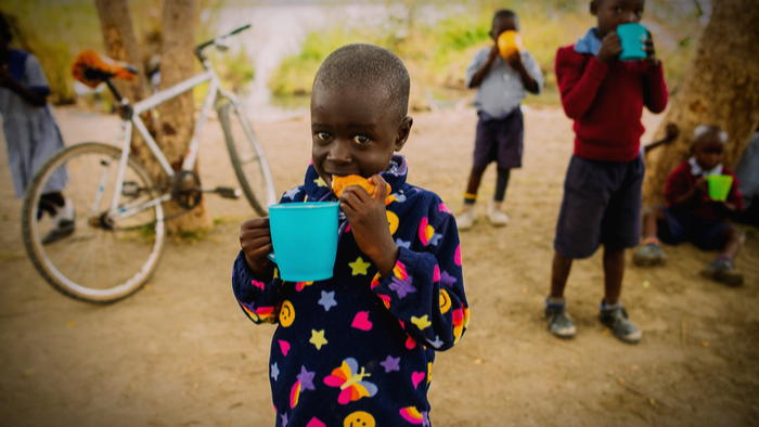 Food For Education: Providing School Meals So No Child Learns on an Empty Stomach Giving Compass