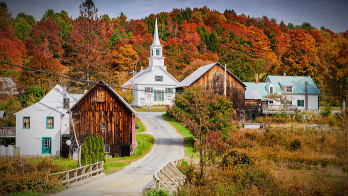 Why Rural America Needs Cities for Revitalization Giving Compass