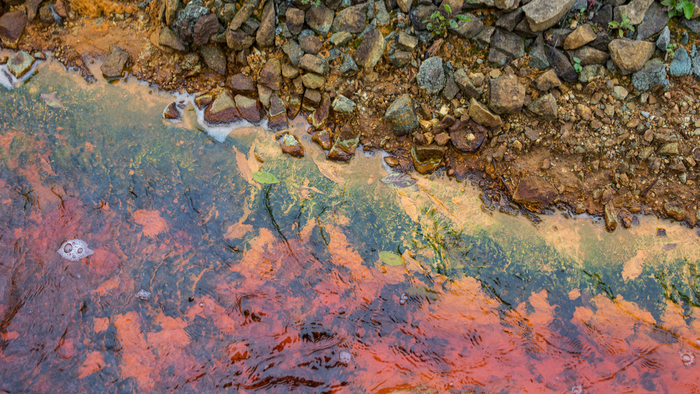 Figuring Out How to Clean Up Toxic Mining Waste With Microbes