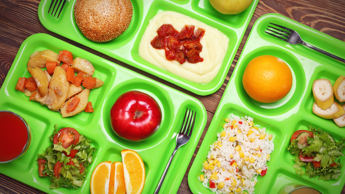 Trump Administration Loosens School Lunch Nutrition Standards Giving Compass