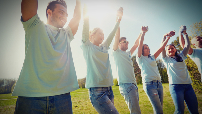 The Benefits and Motivations of Volunteers Giving Compass