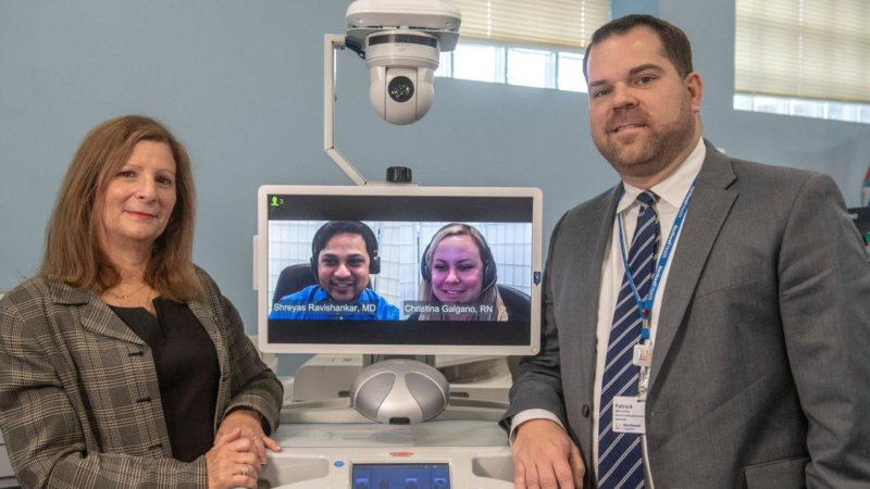 Hospital Systems Increase Use Of Telehealth Giving Compass