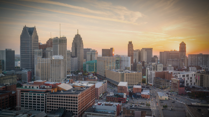 How Detroit Became a Model for Urban Renewal Giving Compass