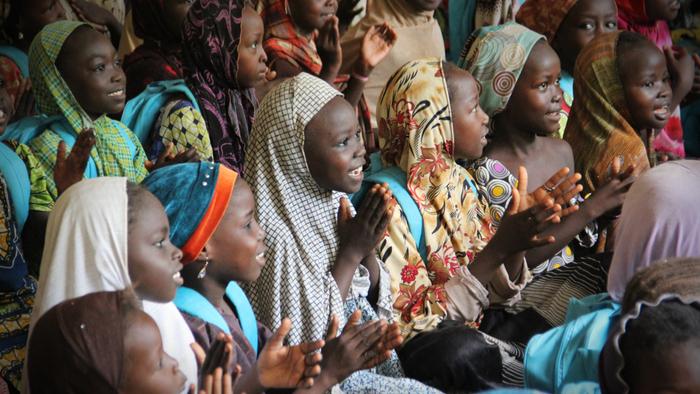 Educating-refugee-girls