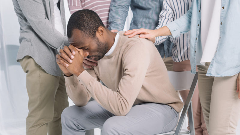 Mental Health and Black Communities Giving Compass