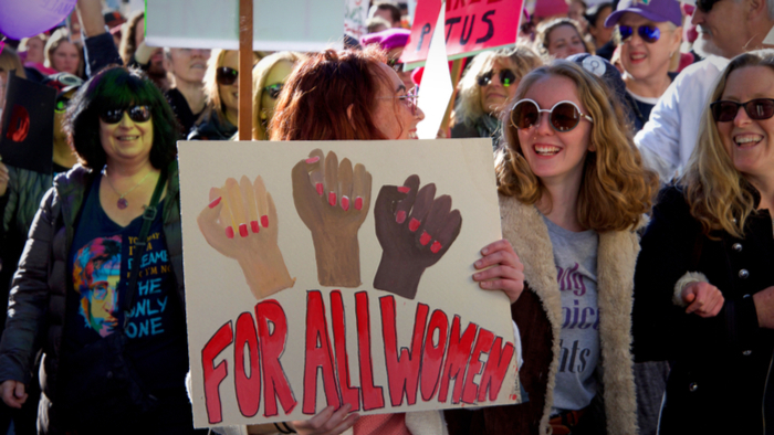 Women's March Releases Financial Records Giving Compass