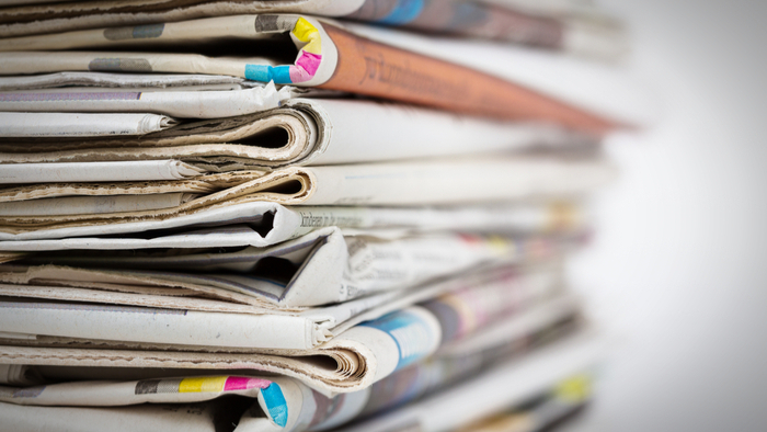 Who Will Keep Watch When Newspapers Disappear? [Audio] Giving Compass