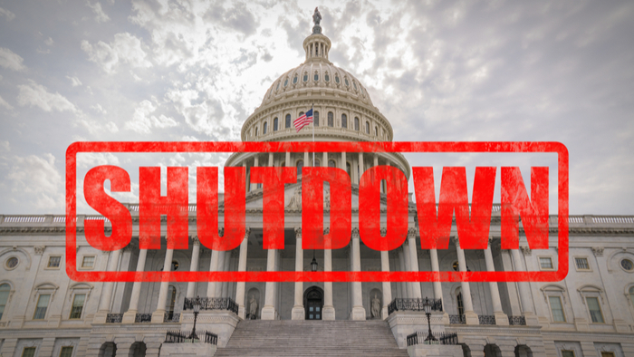 How Much Damage Can the Government Shutdown Do? Giving Compass