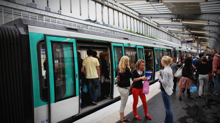Paris Is Making Public Transit Free For Kids Giving Compass