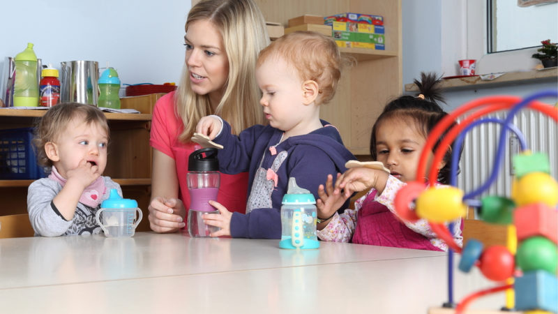 The Importance of Early Childhood Education: A Conversation With Katharine B. Stevens Giving Compass