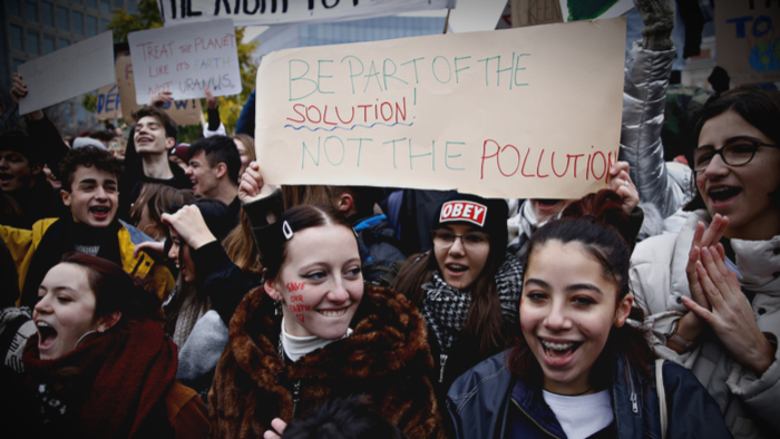 Student-Led Climate Protests Sweeping the Globe Are Coming to the US Giving Compass