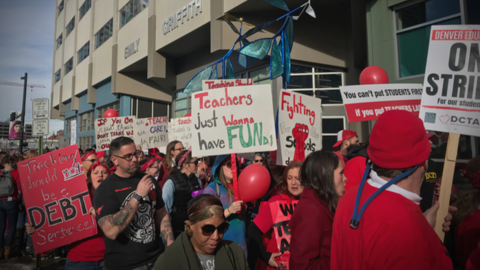 7 Education Reform Lessons from the Denver Teacher Strike Giving Compass