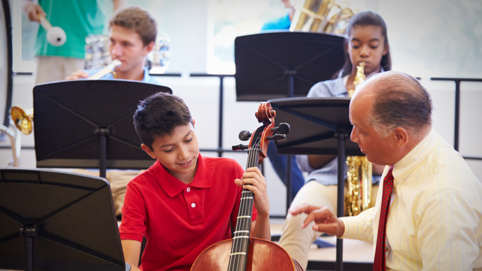 The Causal Effects of Arts Education Giving Compass