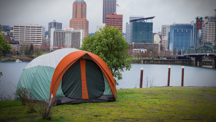 Study Warns Oregon Households Are at Risk of Homelessness Giving Compass