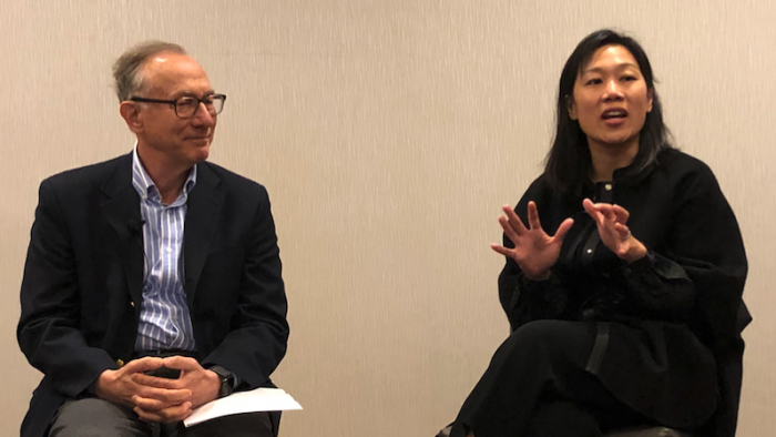 Priscilla Chan Discusses Science Philanthropy · Giving Compass