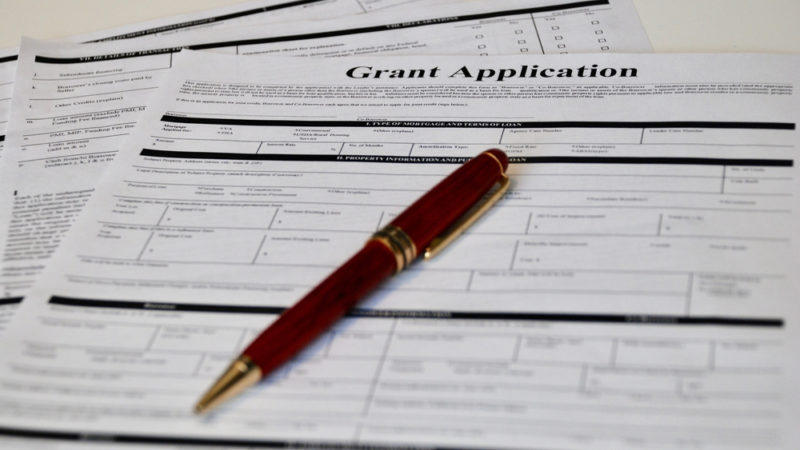 Make Grants, Then Ask for Applications Giving Compass