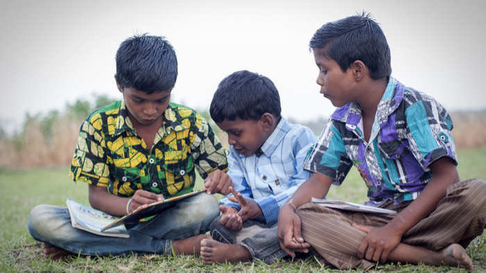 Real Change in Rural Education in India will Come From Community Engagement Giving Compass