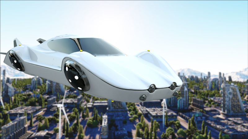 How Will Flying Cars Affect the Environment? Giving Compass
