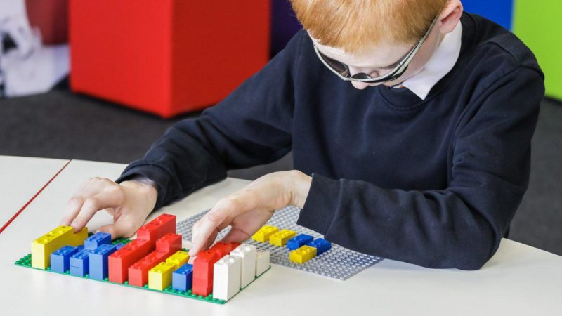 Lego Is Giving Schools Braille Building Blocks To Help Blind