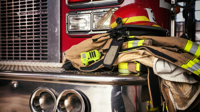 There is a Shortage of Volunteer Firefighters Giving Compass