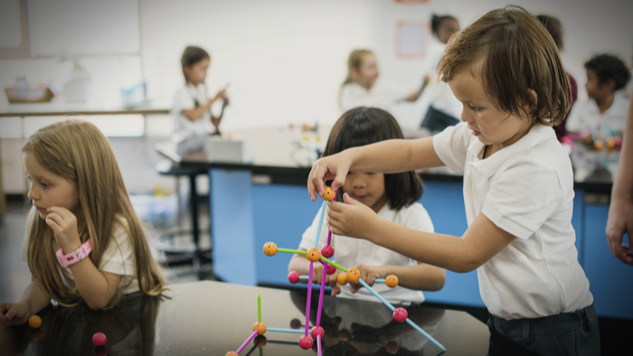 New Certification Recognizes Strong early-childhood STEM Programs Giving Compass
