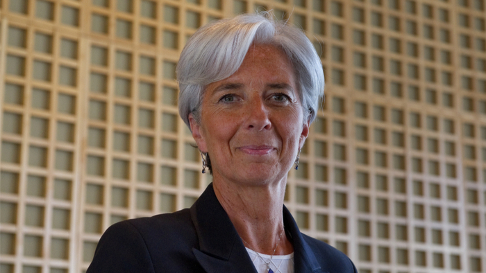 IMF Director Talks Government and Philanthropy