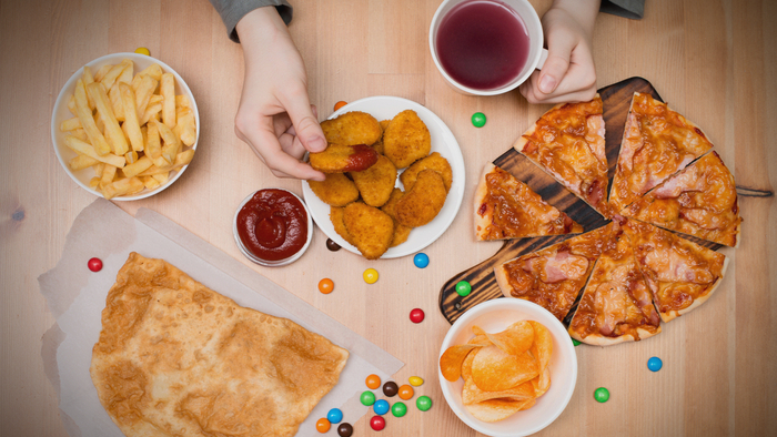 Teens and Junk Food is A Public Health Issue Giving Compass