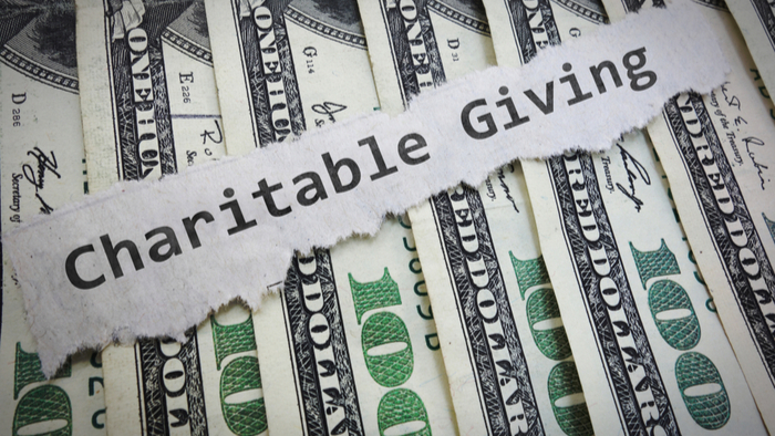 The History of the Charitable Tax Deduction Giving Compass