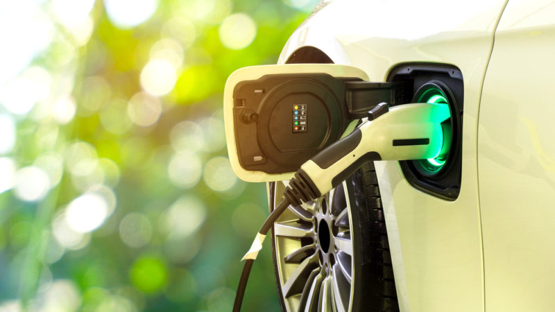 Shifting To Electric Vehicles Could Drive The Green New Deal Forward Giving Compass