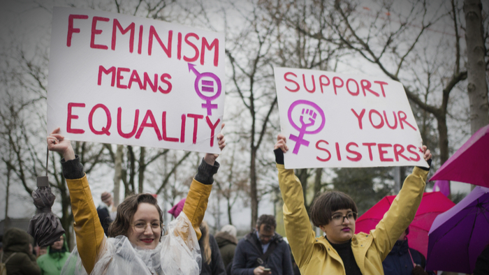 Call to Action: Let's Address Gender Equality Now Giving Compass