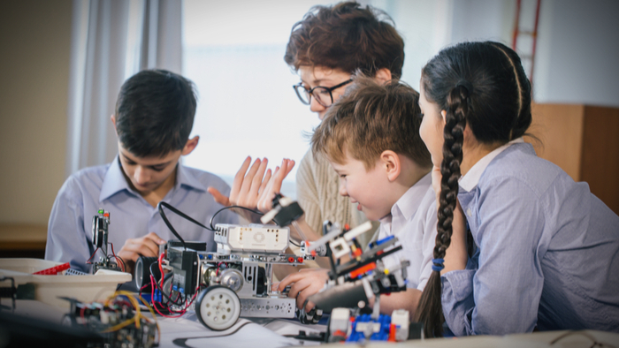 Transforming STEM Education in the United States Giving Compass