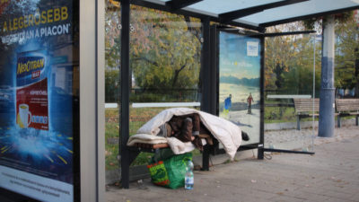 The Criminalization of Homeless