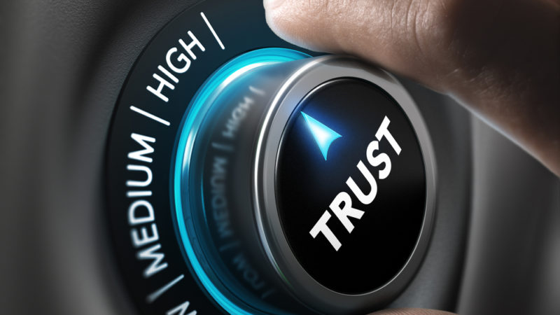 A Timely Call for a Trust-driven Approach to Philanthropy Giving Compass