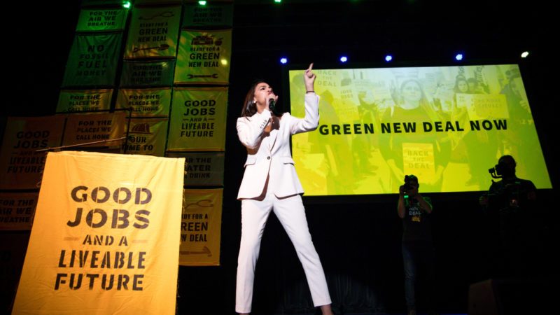 Assessing the Costs and Benefits of the Green New Deal's Energy Policies Giving Compass