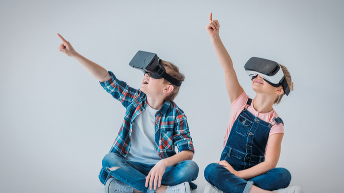 Using VR to Help Students with Disabilities