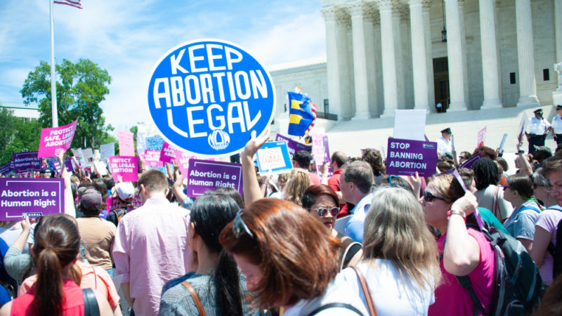 U.S. Public On Legal Abortion Giving Compass