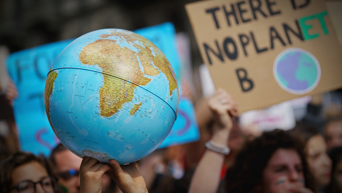 Youth Climate Movement is Part of the Global Debate Giving Compass