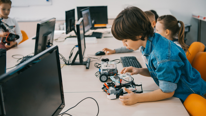 Building the STEM Workforce Our Future Economy Needs